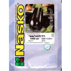 Баклажан Магнури F1 /1 000 штук семян/