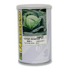 Капуста белокочанная Супер Казачок F1 /0,5 кг семян/