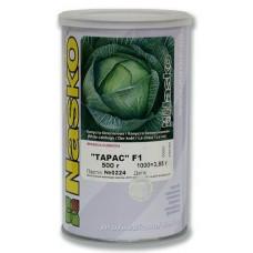 Капуста белокочанная Тарас F1 /0,5 кг семян/