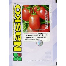 Томат Nasko 245 sl F1 /500 штук семян/