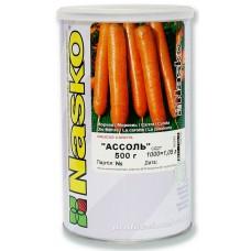 Морковь Ассоль /0,5 кг семян/