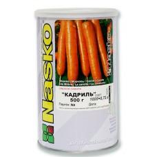Морковь Кадриль /0,5 кг семян/