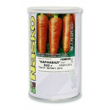 Морковь Карнавал /0,5 кг семян/