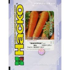 Морковь Мазурка /50 грамма/