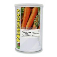 Морковь Мазурка /0,5 кг семян/