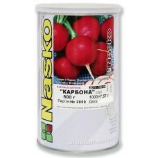 Редис Карбона /0,5 кг семян/