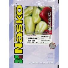 Перец сладкий Айвенго /500 штук семян/