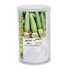 Кабачок Динар F1 /0,5 кг семян/