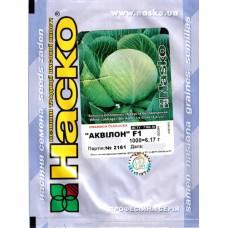 Капуста белокочанная Аквилон F1 /10 000 штук семян/