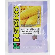Кукуруза сахарная Nasko Zea 80/24 F1 /2 000 штук семян/